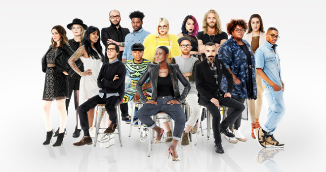 Project Runway season 15!